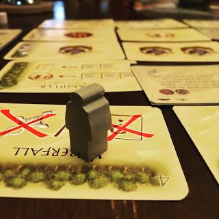 Targi 2 player game